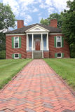 HOME do Colonial de Farmington Imagem de Stock
