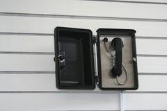 HOME do telefone Fotografia de Stock