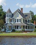 HOME do Victorian Imagem de Stock Royalty Free