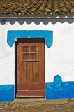Home door Stock Image
