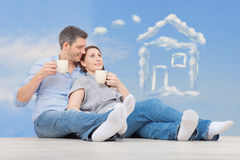 Home dreamers Stock Photo