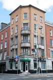 Home in Dublin Centre Royalty Free Stock Photos