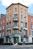 Home in Dublin Centre royalty free stock photos