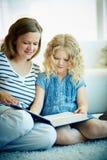 Home education Royalty Free Stock Photos