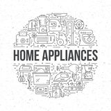 Home Electronics Stock Photos