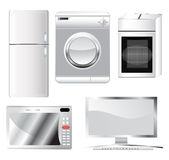 Home electronics Stock Images