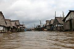 HOME em Belen - Peru imagens de stock