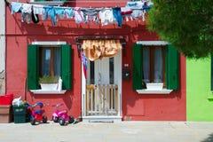HOME Em Veneza Fotos de Stock Royalty Free