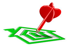 Home energy savings Royalty Free Stock Image