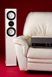 Home Entertainment Royalty Free Stock Images