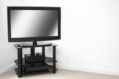 Home Entertainment System Royalty Free Stock Images