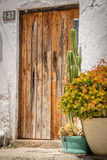 Home entrance Stock Photography