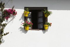 Home In Excalante, Cantabria, Spain Stock Photo