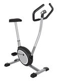 Home exercise bike Stock Images