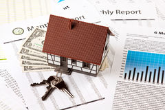 Home Expenses Royalty Free Stock Photo