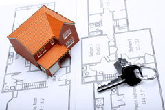 Home extension royalty free stock photos