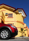 Home Exterior Stock Images