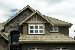 Home Exterior Details Royalty Free Stock Photo
