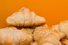 A HOME fêz a pastelaria Imagens de Stock
