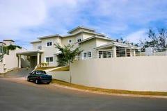 Home facade Stock Image