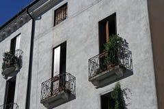 Home facade Royalty Free Stock Photography