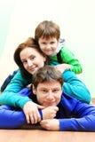 Home family Royalty Free Stock Photo
