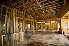 HOME feita sob encomenda 2 Imagens de Stock