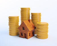 Home finanaces concept Stock Photo