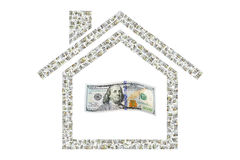 Home Finance Royalty Free Stock Images