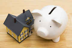 Home Finances royalty free stock photos