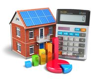 Home finances concept Stock Images
