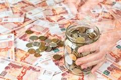 Home finances Stock Photos