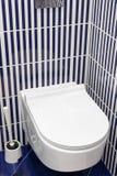Home flush toilet Royalty Free Stock Photos