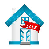 Home For Sale Royalty Free Stock Images