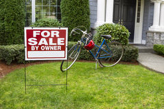 Free Home For Sale Stock Image - 45473941