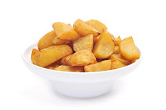 Home fries Royalty Free Stock Photos