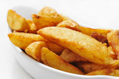 Home fries Stock Photography