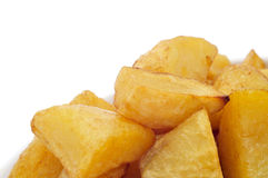 Home fries Royalty Free Stock Photo