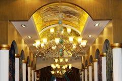 The home Furnishing lighting. The creative home Furnishing lighting stock images