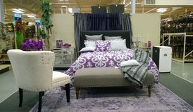 Home furnishing store Stock Photography