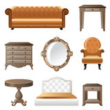Home furniture Stock Images