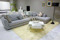 Home furniture. This is a selection of home furniture Royalty Free Stock Image