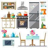 Home furniture Stock Photography