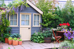 Home and garden stock image