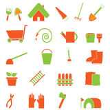 Home and garden icon Stock Images