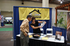 Home and Garden Show/Trade Show Stock Photos