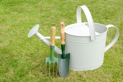 Home garden tools Stock Image