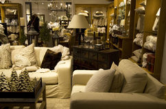 Home goods furniture store Stock Photos