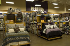 Home goods store. Nice organized home goods store near Seattle Stock Photography