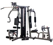 Home gym Royalty Free Stock Images